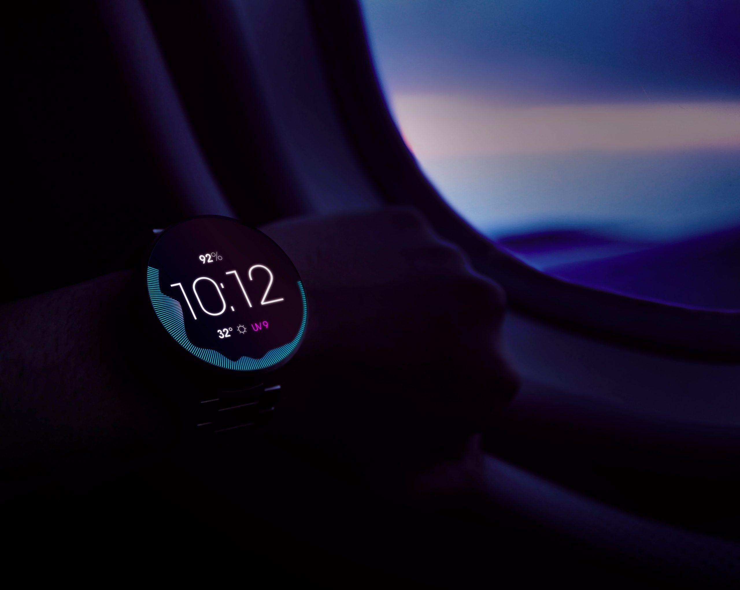 Connected wearables